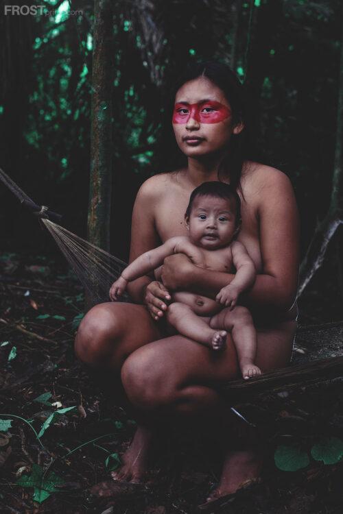 Amazon Tribes Photography