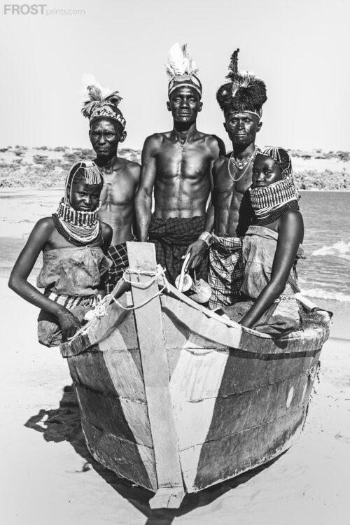 Tribe Decor Print