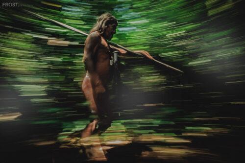 Waorani Tribe Print