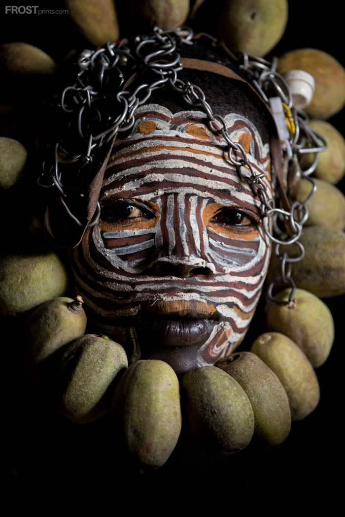 Suri Tribe Photography Print