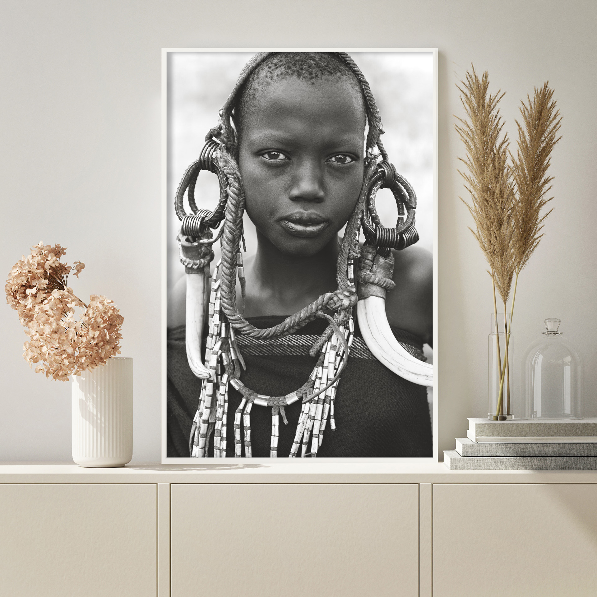 African Tribe Photography